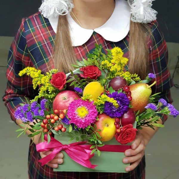 School BOUQUET 21