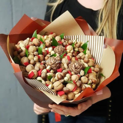 NUT BOUQUET 27