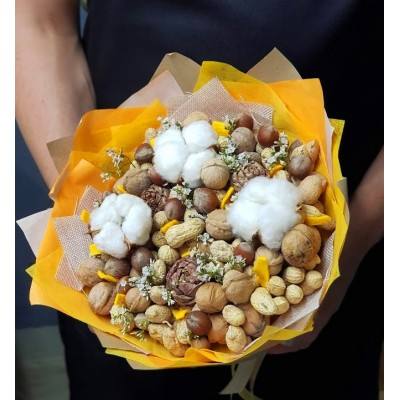 NUT BOUQUET 14