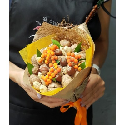 NUT BOUQUET 24