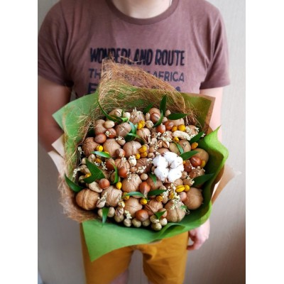 NUT BOUQUET 05