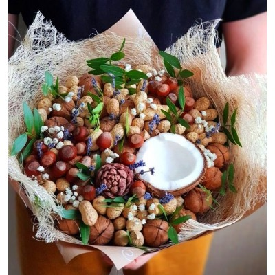 NUT BOUQUET 09