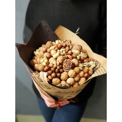 NUT BOUQUET 10