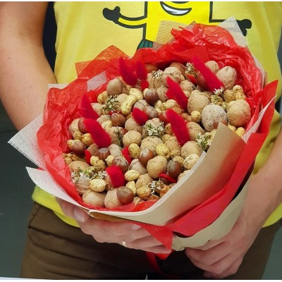 NUT BOUQUET 13