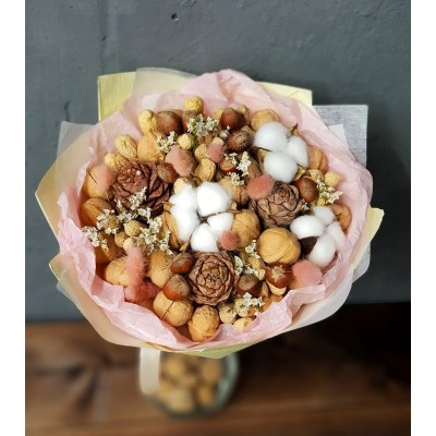 NUT BOUQUET 12